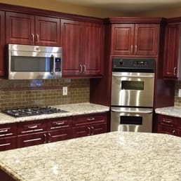 Photo Of Kitchen Magician   Jackson, NJ, United States. Thermofoil Reface