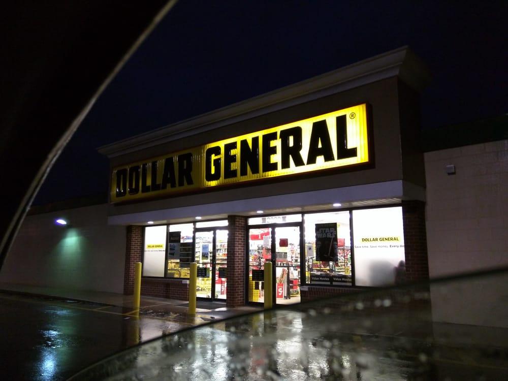 Dollar General: 2909 N Broadway St, Wichita, KS