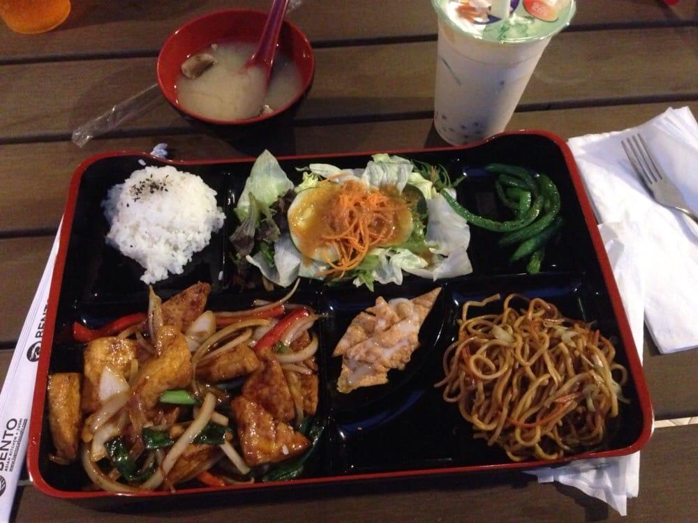 Bento Cafe Orlando Fl