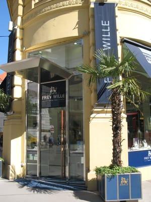 Frey wille boutique vienne autriche guide de voyage for Boutique hotel vienne autriche