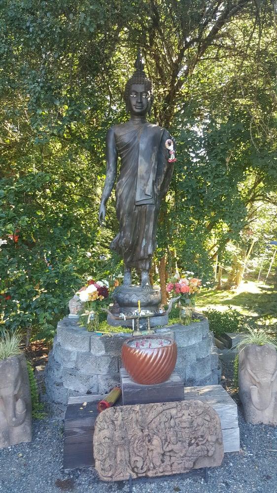 Atammayatarama Buddhist Monastery: 19301 176th Ave NE, Woodinville, WA