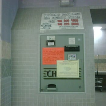 change machine for laundry