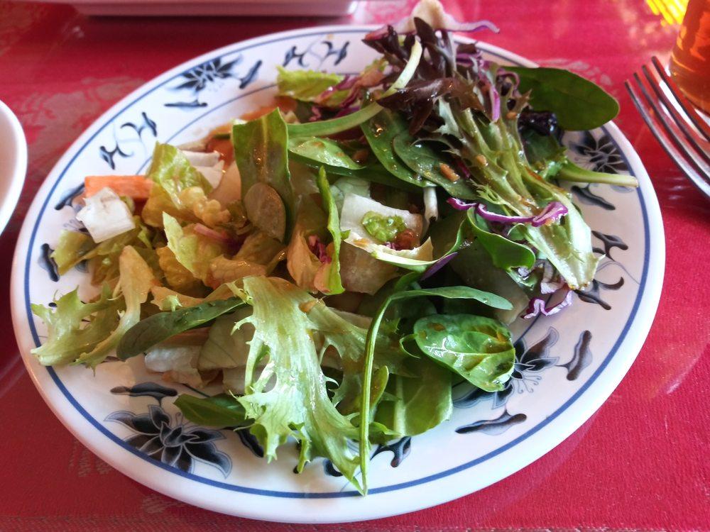 Food from Yummy Thai Cuisine