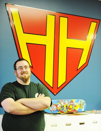 Hurley's Heroes: 824 S Main, Joplin, MO