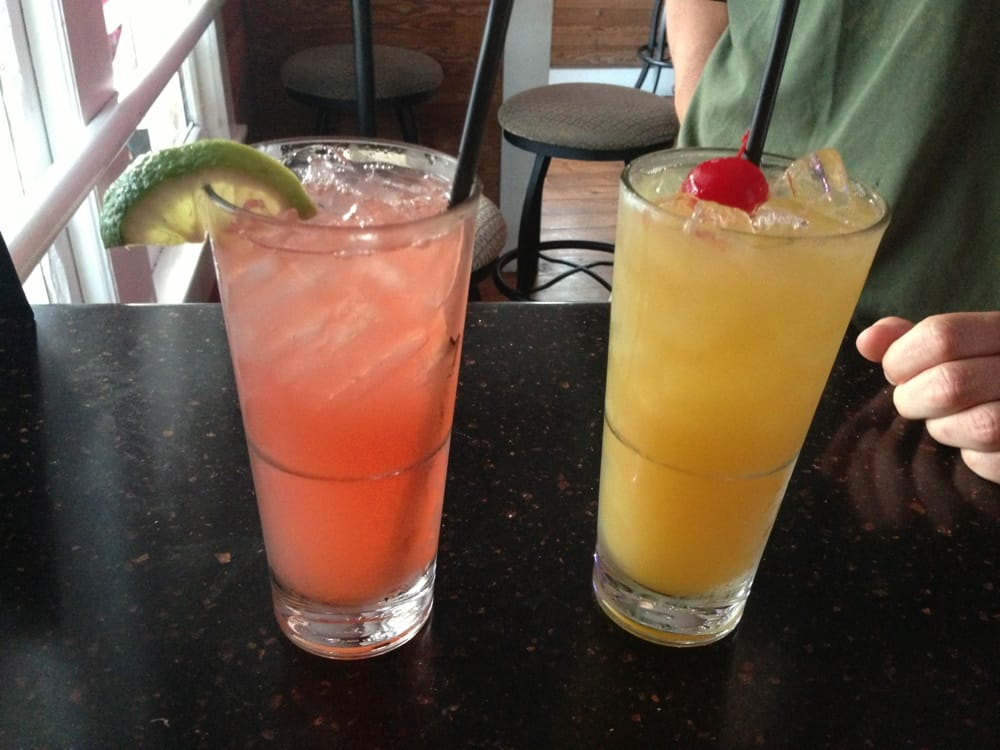 ... Rum Bar - Key West, FL, United States. Rum Punch and a Goombay Smash