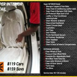 Ad Mobile Car Care Express