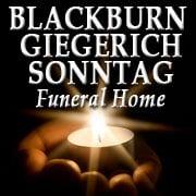 Blackburn Giegerich Sonntag Funeral Home 1500 Black Road Joliet Il