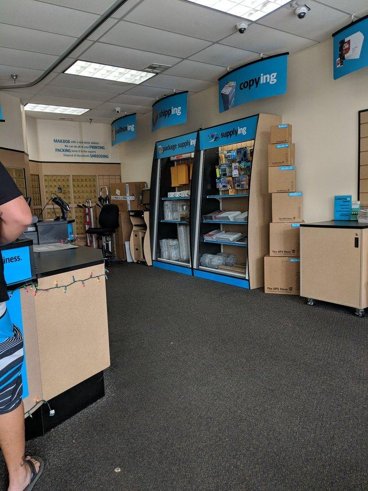 The UPS Store: 8355 W. Flagler St, Miami, FL