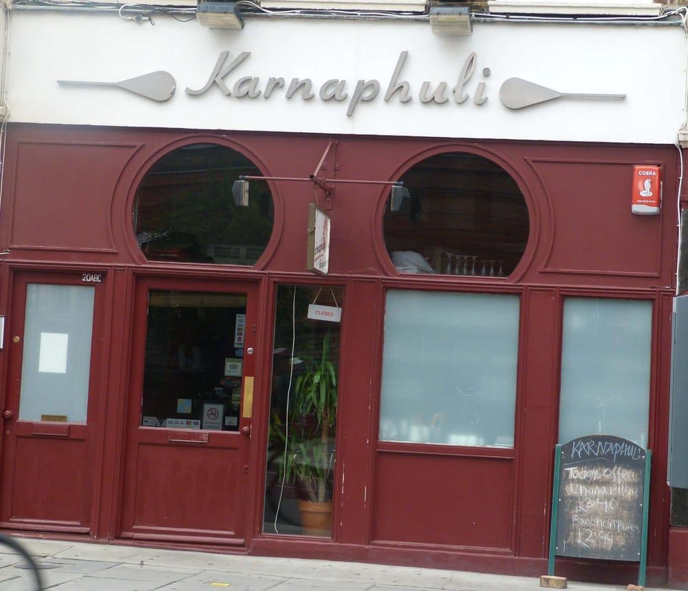 Karnaphuli restaurant indien 20 stoke newington church street stoke newi - Bon restaurant indien londres ...