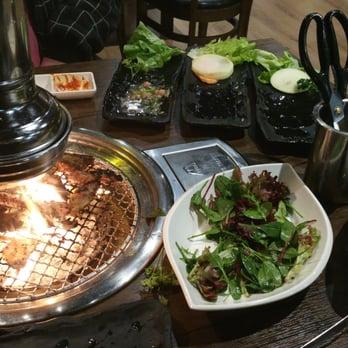 great river korean bbq restaurant korean 103 gouger st. Black Bedroom Furniture Sets. Home Design Ideas