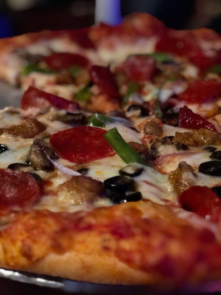 Broadway Pizza Bar