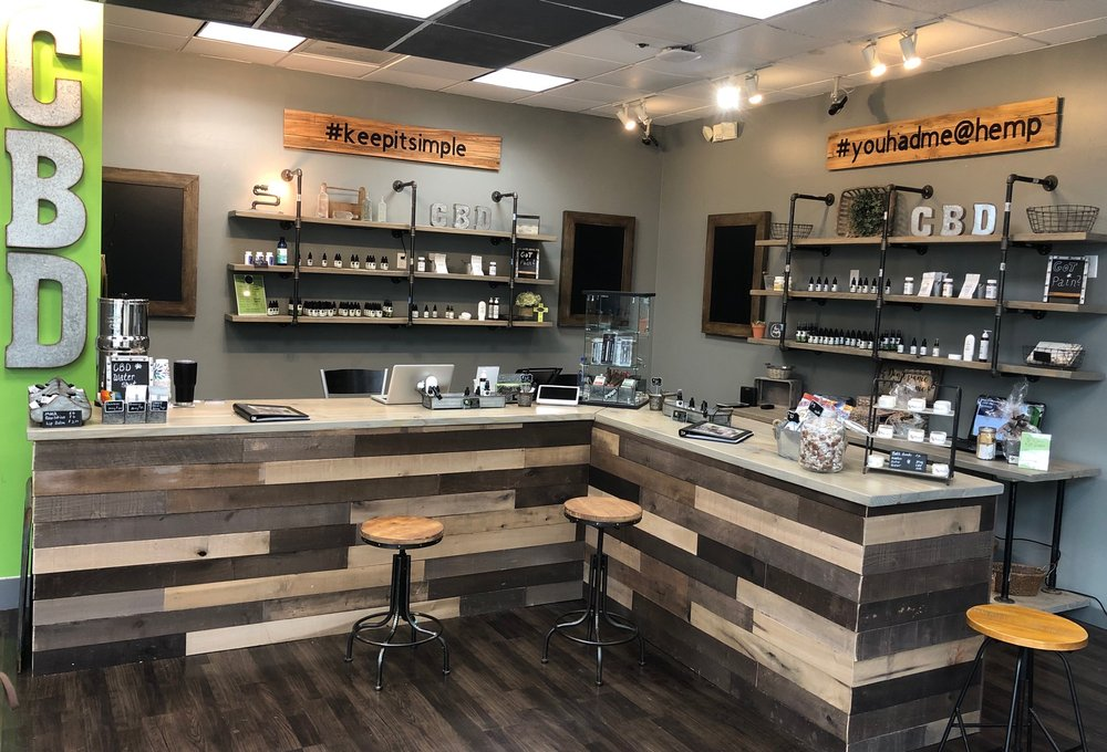 Simple Leaf Botanicals: 6909 N Loop 1604 E, San Antonio, TX