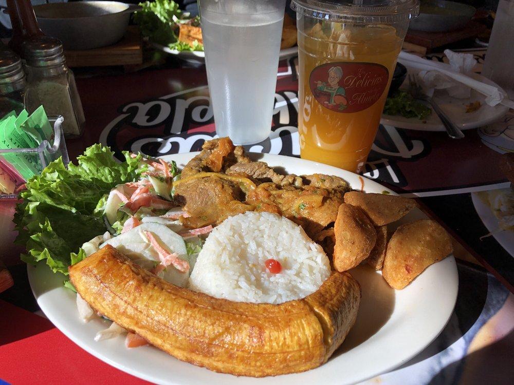 Las Delicias de La Abuela: 5600 Buford Hwy, Doraville, GA