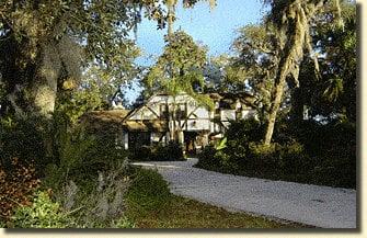 Magnolia Glen Bed and Breakfast: 7702 East Allen Dr, Inverness, FL