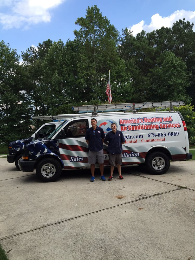 America's Heating and Air Conditioning Services: 244 Pierce Rd, Winder, GA