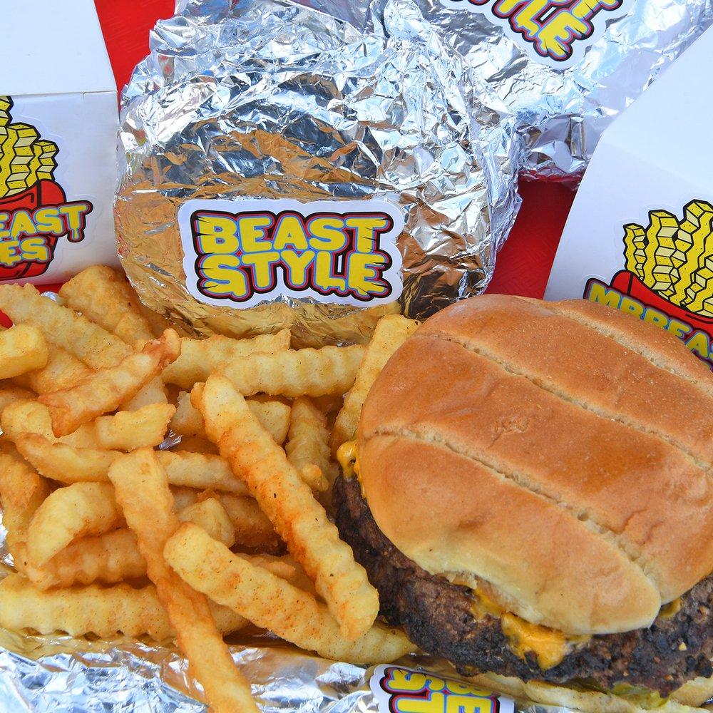 Mr. Beast Burger: Asheville, NC