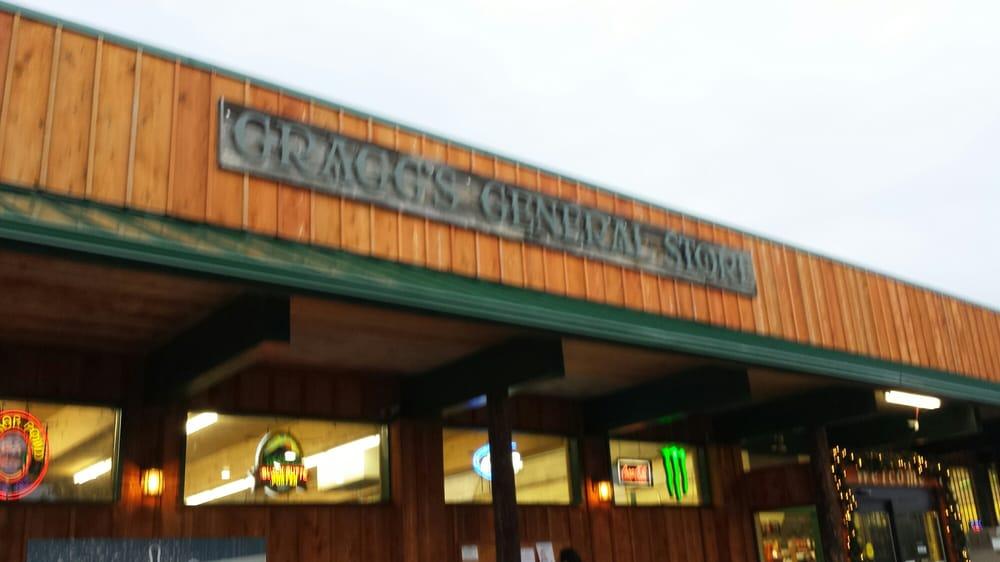 Graggs General Store: 301 Washington 4, Cathlamet, WA