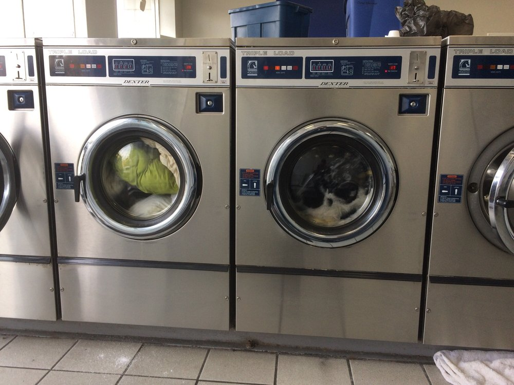 coin laundromat near me current location