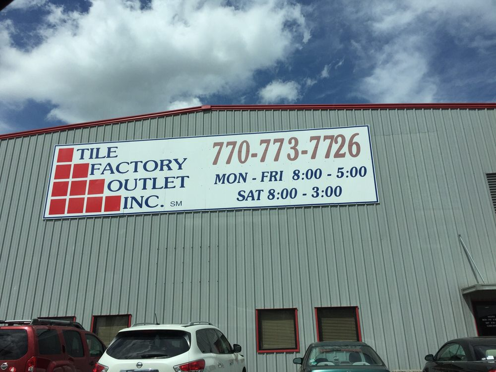 Tile Factory Outlet: 511 Soho Dr, Adairsville, GA