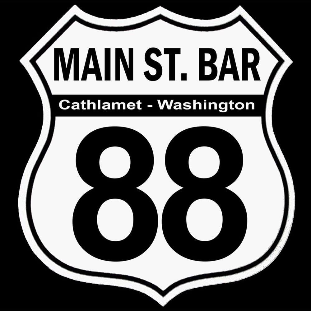 88 Main Street Bar: 88 Main St, Cathlamet, WA