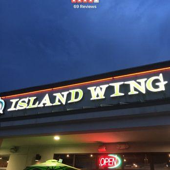 Island Wings Restaurant Gulf Shores