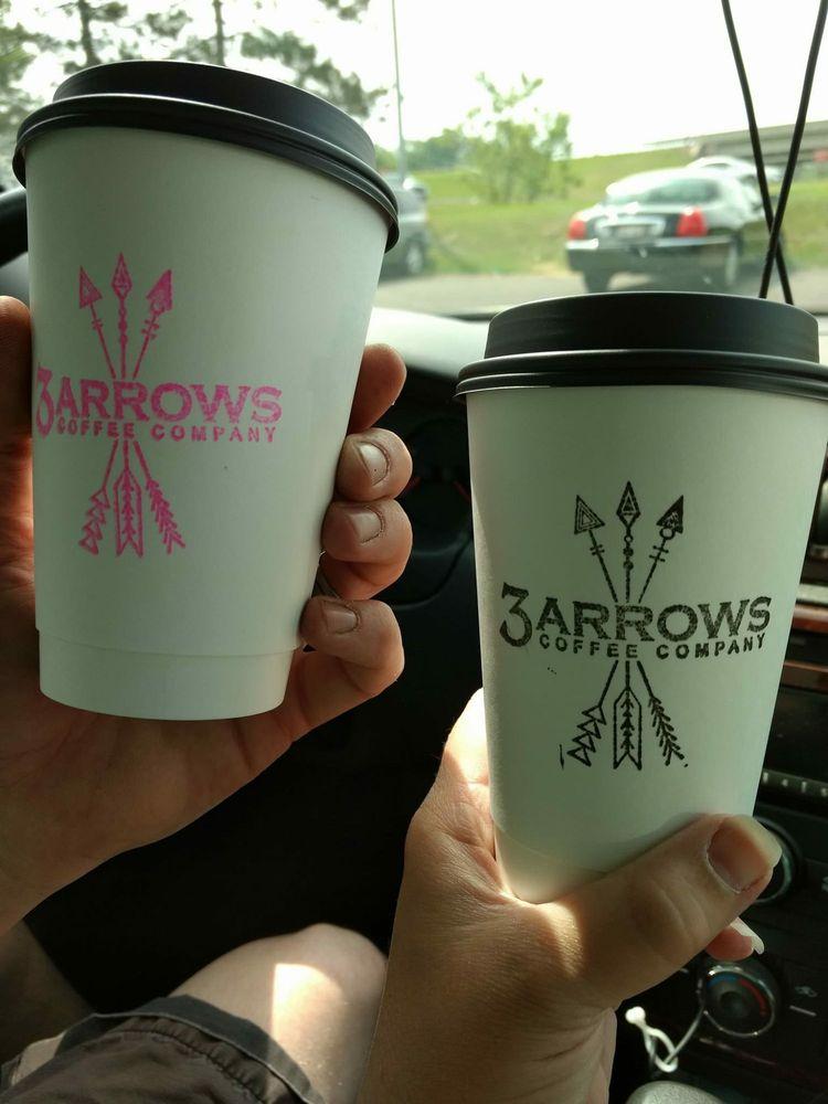 3 Arrows Coffee Company: 510 S Vincent St, Saint Croix Falls, WI
