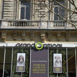 6f1334645a3da Grand Optical - Lunettes   Opticien - 138 avenue des Champs Elysées ...