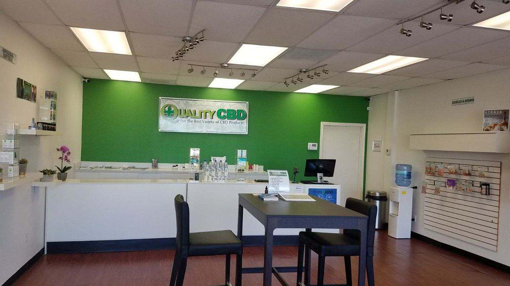 Quality CBD Wellness Center: 2709 Chimney Rock Rd, Houston, TX