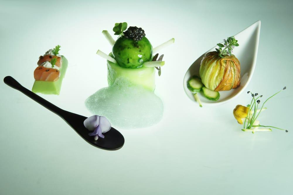 Amuse bouches du printemps yelp - La table saint crescent narbonne ...