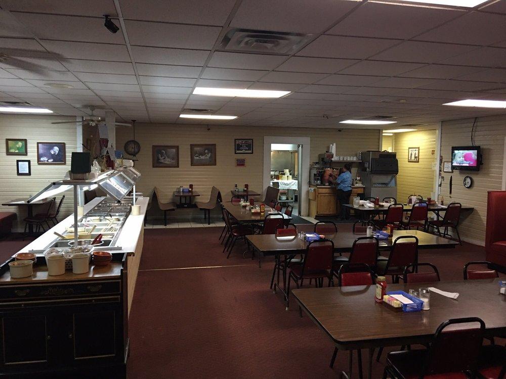 Shirley's Restaurant: 902 N Main St, Ripley, MS