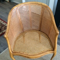 cane & able chair caning - furniture assembly - 1516 sunset dr