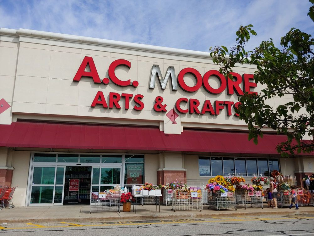 A C Moore Arts And Crafts Framing 200 Running Hill Rd South