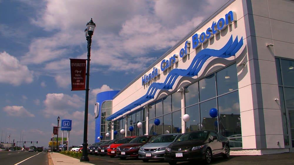 Honda cars of boston