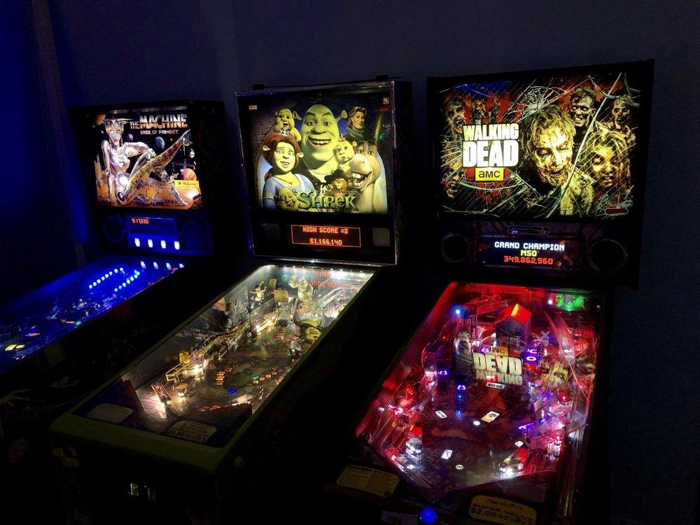 Super Arcade: 123 E Foothill Blvd, Azusa, CA