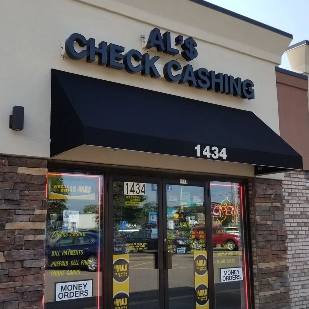 Al's Check Cashing