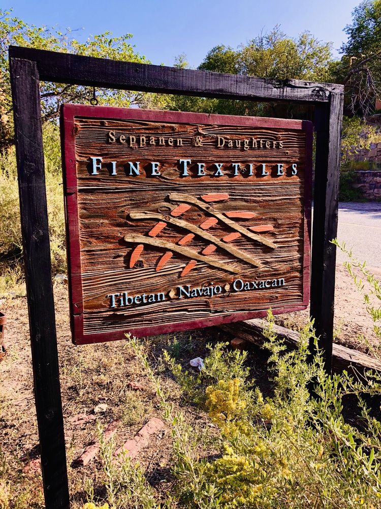Seppanen & Daughters Fine Textiles: 2879 State Rd 14, Madrid, NM