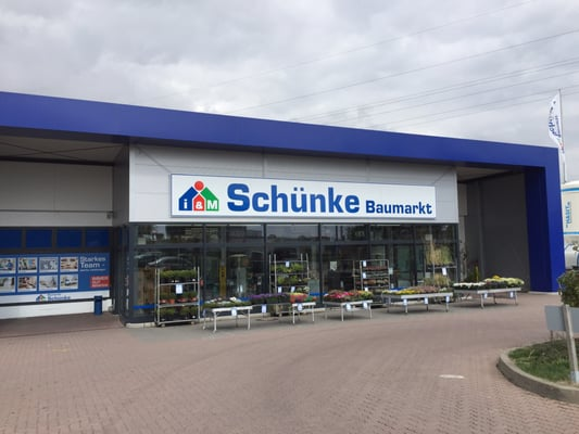 Baumarkt Schünke - Baumarkt & Baustoffe - Junginger Str. 19, Ulm ...