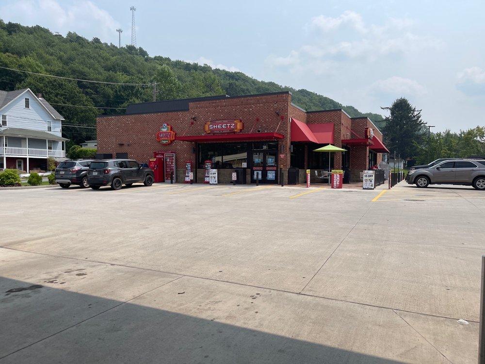 Sheetz: 307-317 Magee Ave, Patton, PA