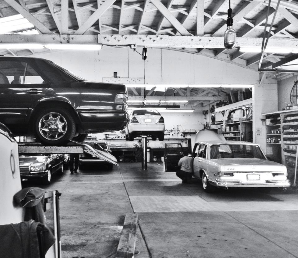 L M Motors Garages Los Angeles Ca United States