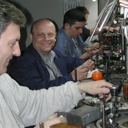 Photo Of Denney Jewelers Springfield Il United States Shane Diamond Cutting In