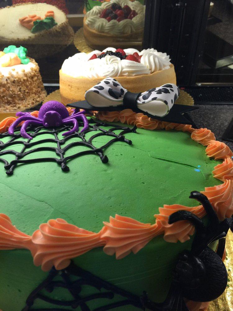 Safeway Halloween Cake Hallowen