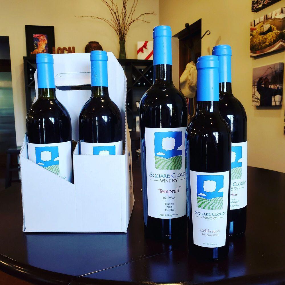 Square Cloud Winery: 1023 Block Rd, Gunter, TX