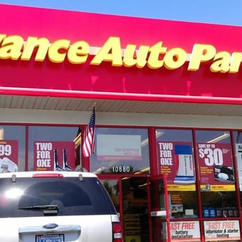 Advance Auto Parts 11 Photos Auto Parts Supplies 10680 S
