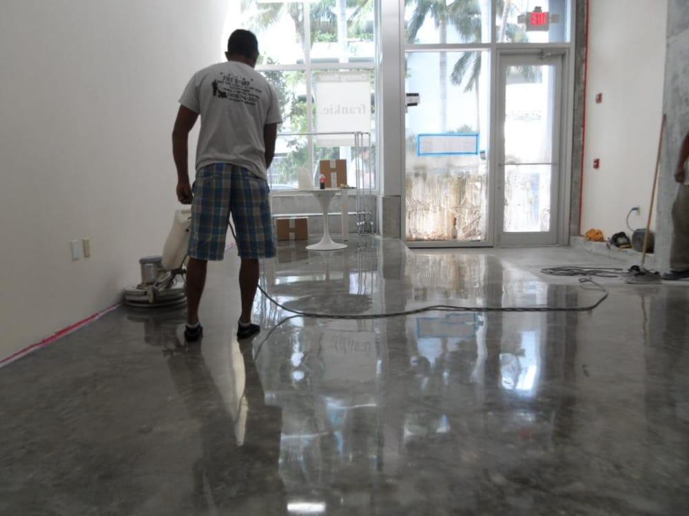 Five Star Floor Restoration & Polishing Services - 12 Photos
