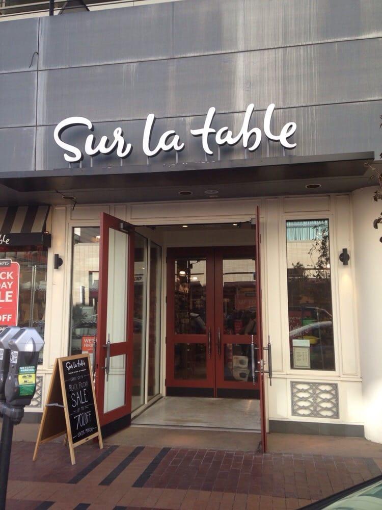 Sur la table 13 reviews kitchen bath 121 clayton for Sur la table 6 quart
