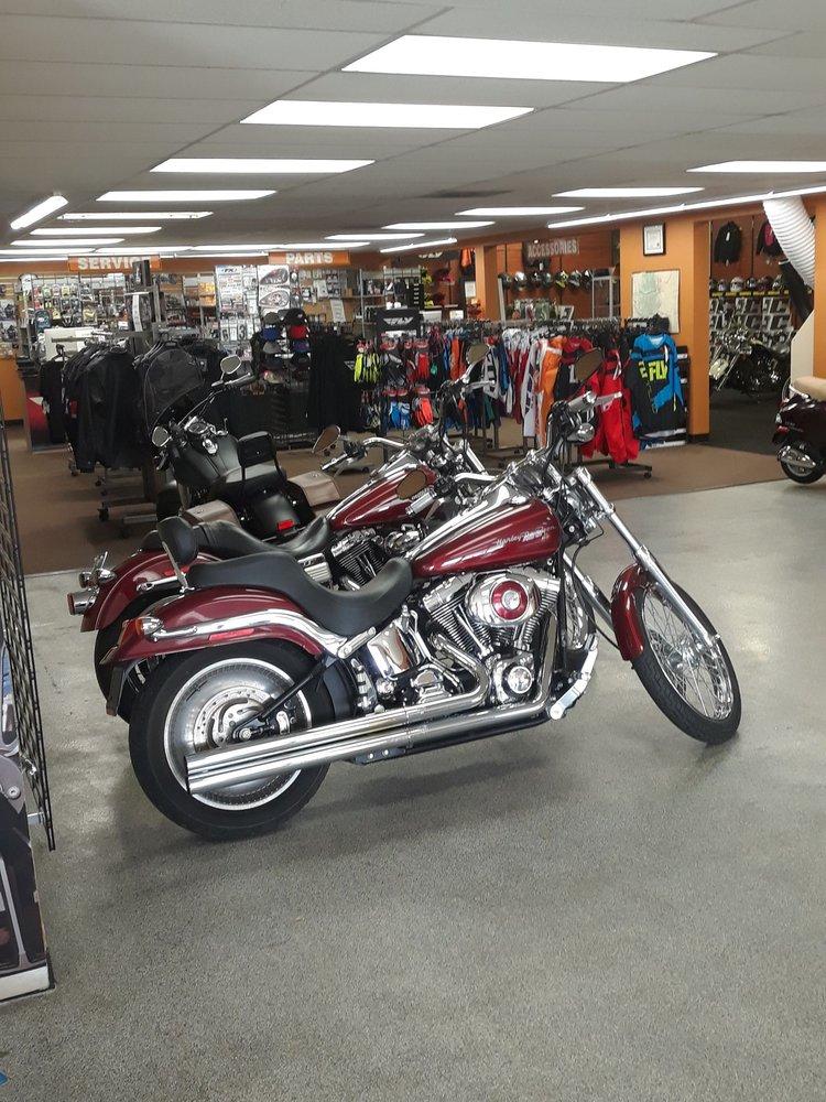 Motorcycle Depot: 600 Telluride St, Aurora, CO