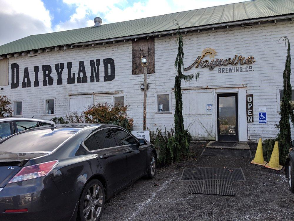 Haywire Brewing: 12125 Treosti Rd, Snohomish, WA