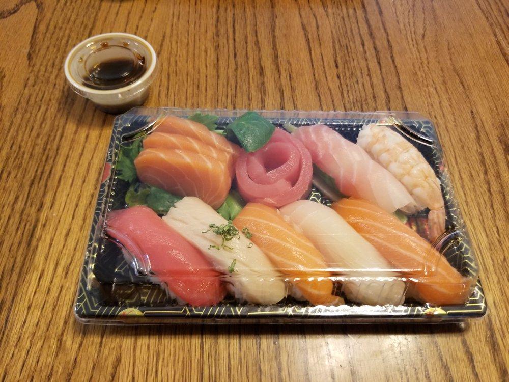 Xuan Fusion Sushi Restaurant: 6007 US Rte 60 E, Barboursville, WV