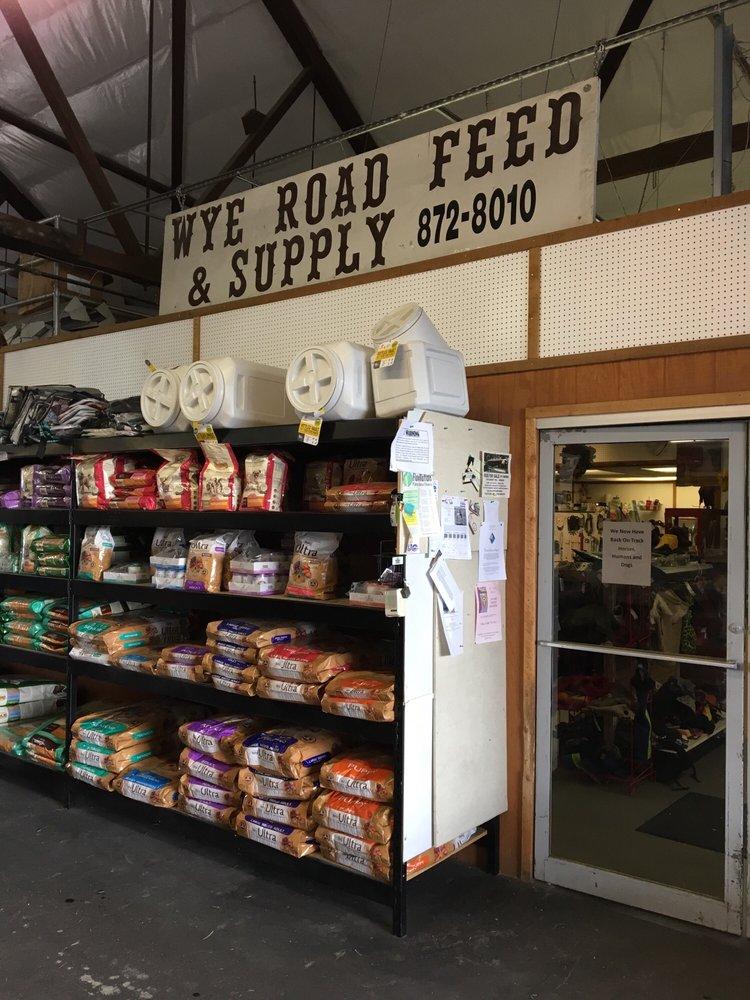 Wye Road Feed and Supply: 1260 N Main St, Bishop, CA