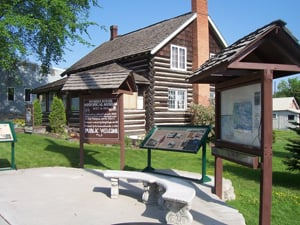 Hughes House Historical Society: 538 Main Ave, Saint Maries, ID